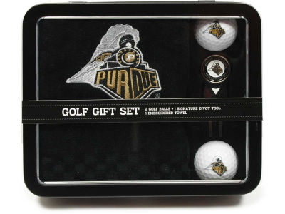 Purdue Boilermakers Golf Towel Gift Set