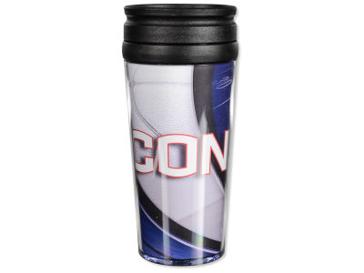 Connecticut Huskies 16oz Travel Tumbler