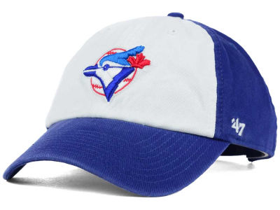 Toronto Blue Jays '47 MLB Cooperstown '47 CLEAN UP Cap