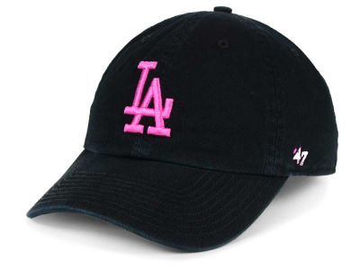 Los Angeles Dodgers '47 MLB Womens Clean Up Cap