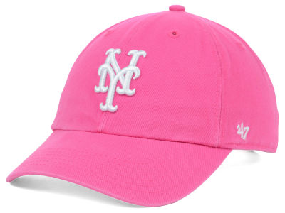New York Mets '47 MLB Womens Clean Up Cap
