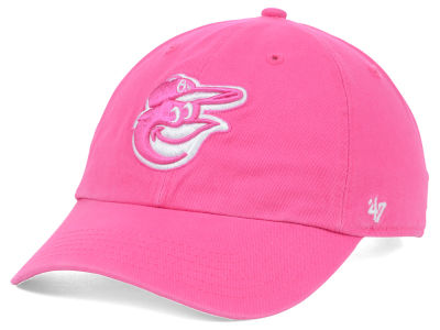 Baltimore Orioles '47 MLB Womens Clean Up Cap