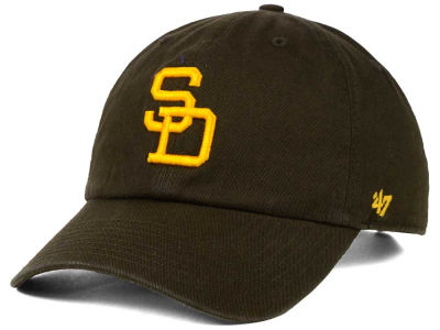 San Diego Padres '47 MLB Cooperstown 47' CLEAN UP Cap