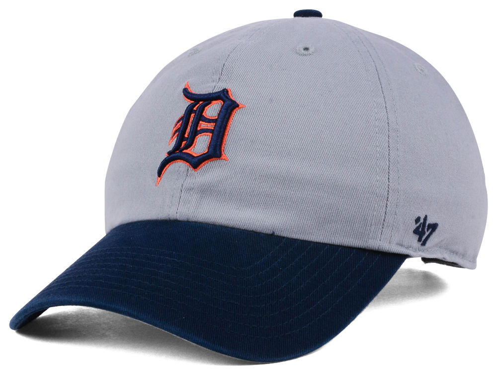 new york utterly stylish good out x Detroit Tigers '47 MLB Core '47 CLEAN UP Cap | lids.com