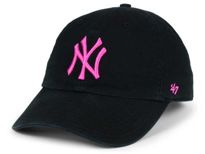 New York Yankees '47 MLB Womens Clean Up Cap