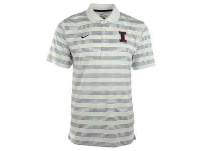 Illinois Fighting Illini Nike NCAA Men's Preseason Polo Shirt
