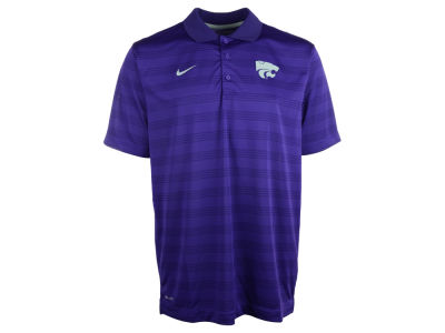 Kansas State Wildcats Nike NCAA Men's Preseason Polo Shirt