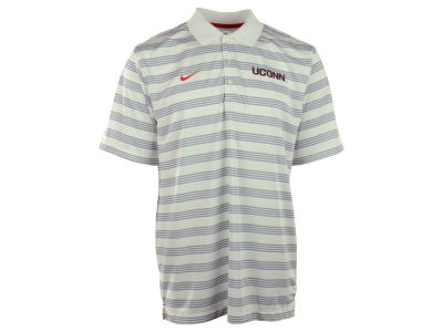 Connecticut Huskies Nike NCAA Men's Preseason Polo Shirt
