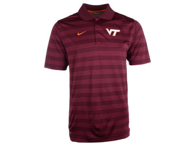 Virginia Tech Hokies Nike NCAA Men's Preseason Polo Shirt