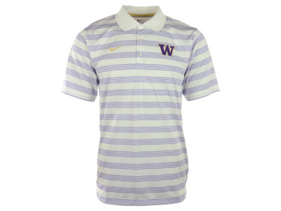 Washington Huskies Nike NCAA Men's Preseason Polo Shirt
