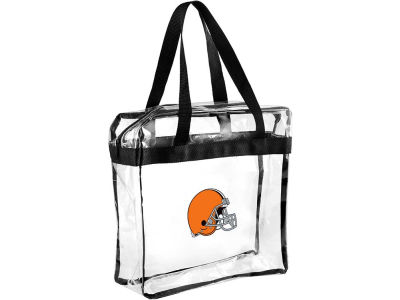 Cleveland Browns Clear Messenger Bag
