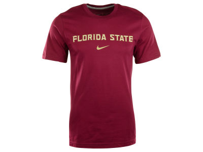 Florida State Seminoles Nike NCAA Wordmark Cotton T-Shirt