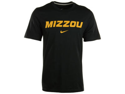 Missouri Tigers Nike NCAA Wordmark Cotton T-Shirt