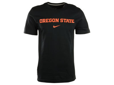 Oregon State Beavers Nike NCAA Wordmark Cotton T-Shirt