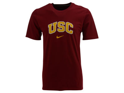 USC Trojans Nike NCAA Wordmark Cotton T-Shirt