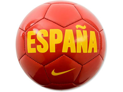 Spain Nike Supporter Soccer Ball