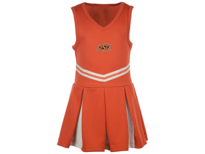 Oklahoma State Cowboys NCAA Toddler Cheer Dress