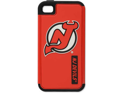 New Jersey Devils Iphone 4 Dual Hybrid Case