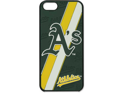 Oakland Athletics iPhone SE Case Hard Logo