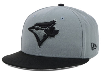 Toronto Blue Jays New Era MLB FC Gray Black 59FIFTY Cap