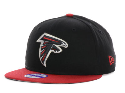 Atlanta Falcons New Era NFL Kids Baycik 9FIFTY Snapback Cap