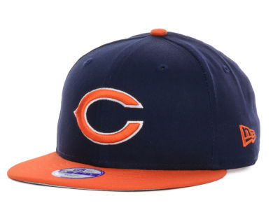 Chicago Bears New Era NFL Kids Baycik 9FIFTY Snapback Cap