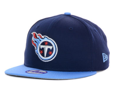 Tennessee Titans New Era NFL Kids Baycik 9FIFTY Snapback Cap