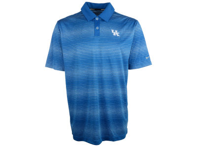 Kentucky Wildcats Nike NCAA Lightweight Innovation Stripe Polo