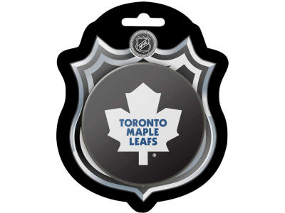 Toronto Maple Leafs Basic Logo Puck