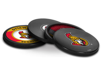 Ottawa Senators Puck Coasters