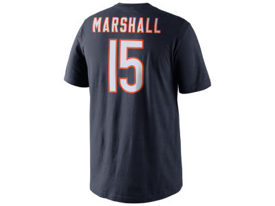 Chicago Bears Brandon Marshall Nike NFL Men's Pride Name and Number T-Shirt