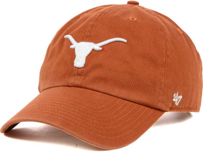 Texas Longhorns '47 NCAA '47 CLEAN UP Cap