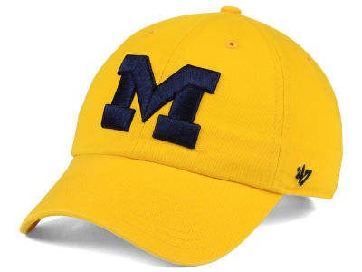 Michigan Wolverines '47 NCAA '47 CLEAN UP Cap