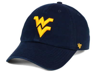 West Virginia Mountaineers '47 NCAA '47 CLEAN UP Cap
