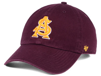 Arizona State Sun Devils  47 NCAA  47 CLEAN ... ea7ccce1586