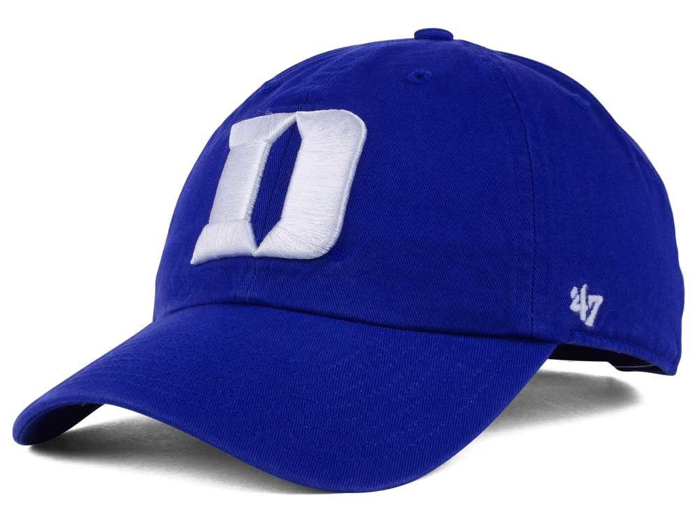 Duke Blue Devils  47 NCAA  47 CLEAN UP Cap  b344319deb0