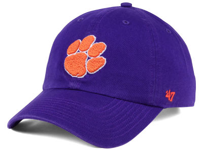 Clemson Tigers '47 NCAA '47 CLEAN UP Cap