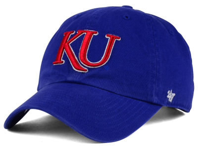 Kansas Jayhawks '47 NCAA '47 CLEAN UP Cap