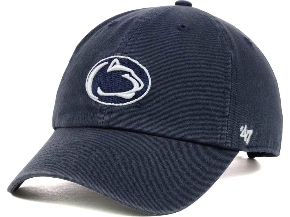 Penn State Nittany Lions  47 NCAA  47 CLEAN UP Cap  db59f26544f