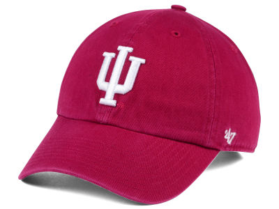 Indiana Hoosiers '47 NCAA '47 CLEAN UP Cap