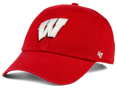 Wisconsin Badgers '47 NCAA '47 CLEAN UP Cap