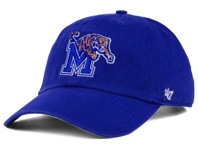 Memphis Tigers '47 NCAA '47 CLEAN UP Cap
