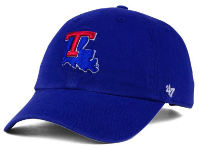 Louisiana Tech Bulldogs '47 NCAA '47 CLEAN UP Cap