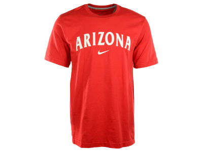 Arizona Wildcats Nike NCAA Wordmark Cotton T-Shirt