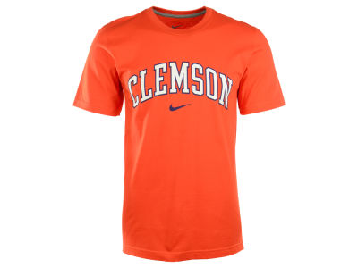 Clemson Tigers Nike NCAA Wordmark Cotton T-Shirt