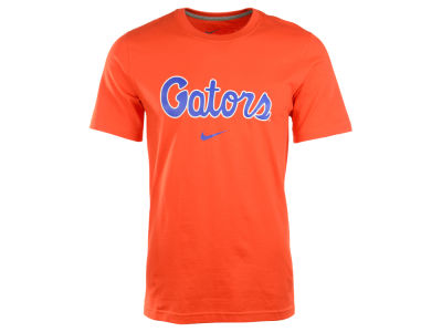 Florida Gators Nike NCAA Wordmark Cotton T-Shirt