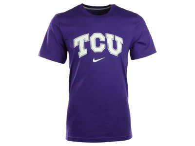 Texas Christian Horned Frogs Nike NCAA Wordmark Cotton T-Shirt