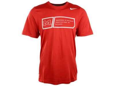 Ole Miss Rebels Nike NCAA Training Day Legend T-Shirt