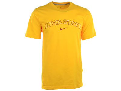 Iowa State Cyclones Nike NCAA Wordmark Cotton T-Shirt