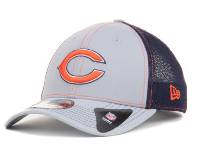 Chicago Bears New Era NFL 2013 Tactel Trucker 39THIRTY Cap